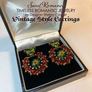 Sweet Romance TIMELESS ROMANTIC EARRINGS